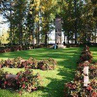 Pertunmaan uusi hautausmaa